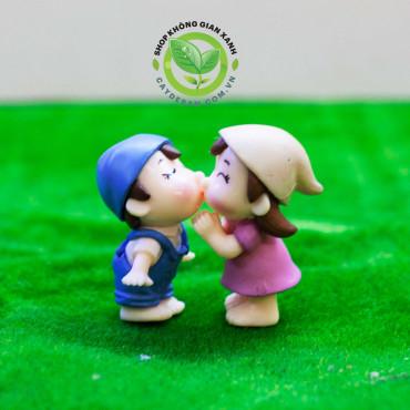 Phụ kiện mini - Chồng vợ làm vườn